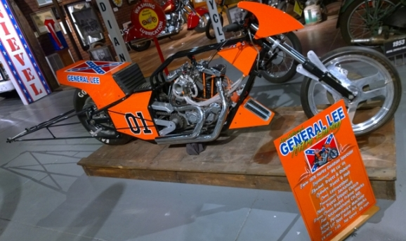 General Lee Racing Harley
