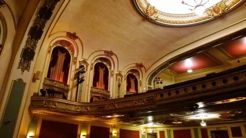 Coleman Theatre - Balcony