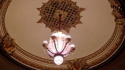 Coleman Theatre - Chandelier