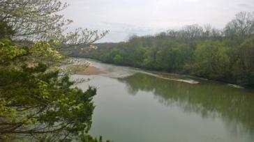 Meramec River - Bluff View Trail