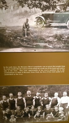 Meramec SP History