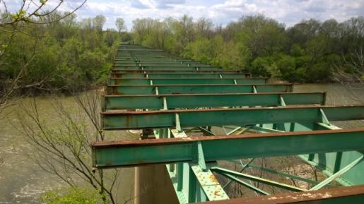 1008' Bridge - Closed