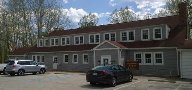 Route 66 SP Visitor Centre - originally Bridgehead Inn