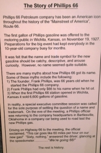 Phillips 66 Gas Station History