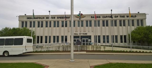 Indianapolis Motor Speedway - Museum
