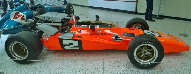 Mario Andretti car