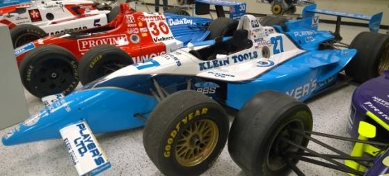 Jacques Villeneuve car