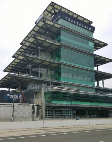 Indy Pagoda