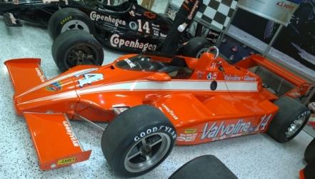 AJ Foyt Indy Cars