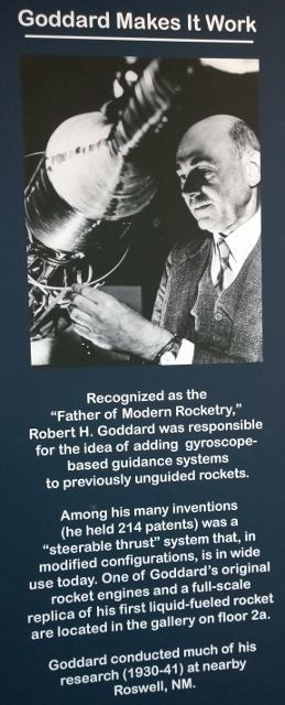 Father of Modern Rocketry