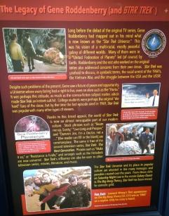Gene Roddenberry Exhibit
