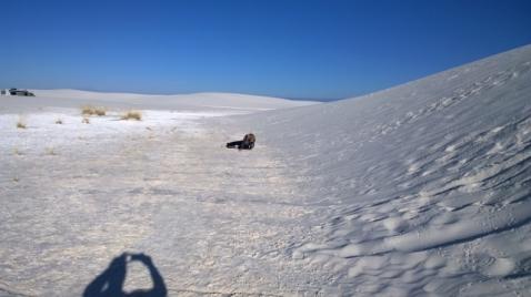 Sharon Sand Sliding