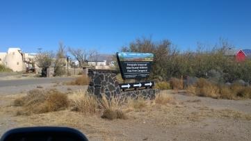 Three Rivers Petroglyphs Campground