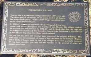 Three Rivers Prehistoric Village Trail