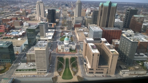 St. Louis City View