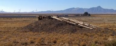 Nutt - Railroad Siding, Wind and Solar Farm