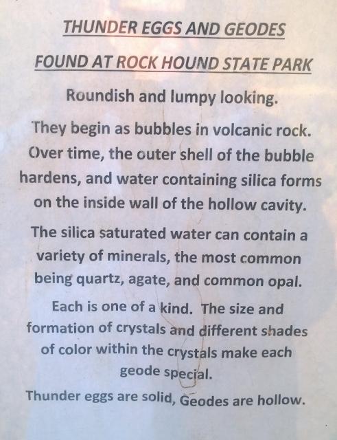Rockhound SP