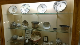 Deming Museum - Mimbres Pottery