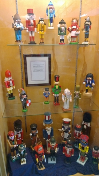 Deming Museum - Nutcrackers