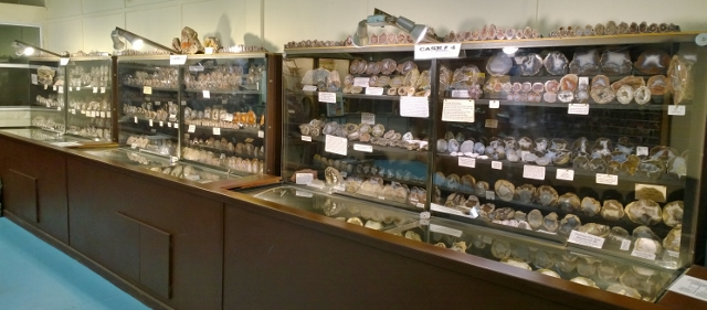 Deming Museum - Rock Collection