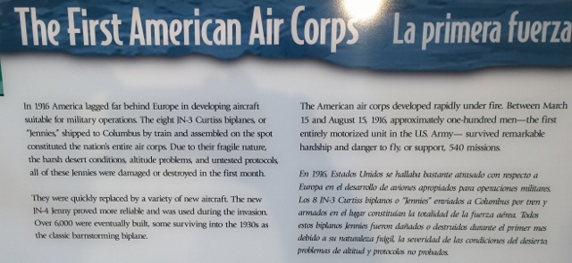 First American Air Corps
