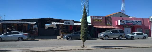 Las Palomas - Mexico
