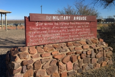 First US Airbase
