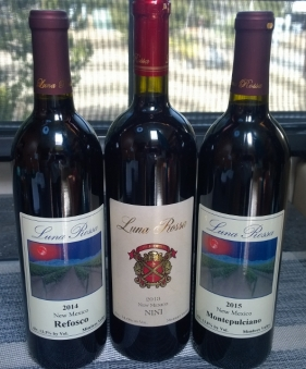 Luna Rossa Winery