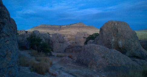 City of Rocks - Reverse Sunset