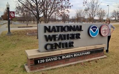 National Weather Center near Oklahoma City