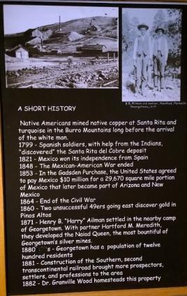 MCHS History