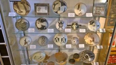Mimbres Pottery replicas