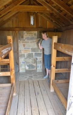 Fort Griffin - Barrack Hut