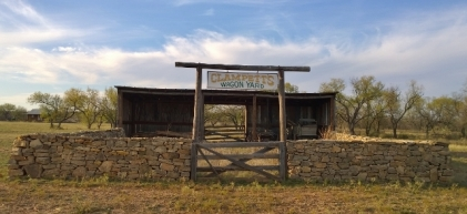 Fort Griffin - Clampett's Wagon Yard