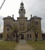 Shackleford Court House 1883