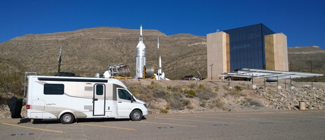 Alamogordo Space Museum and International Hall of Fame