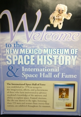 Space Museum and International Hall of Fame