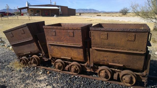 Mining Cars