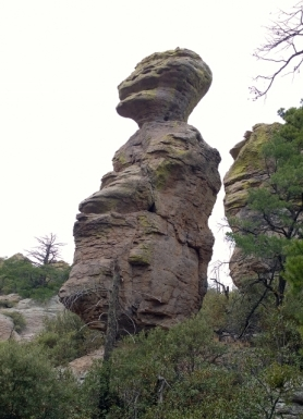 You can name this rock formation