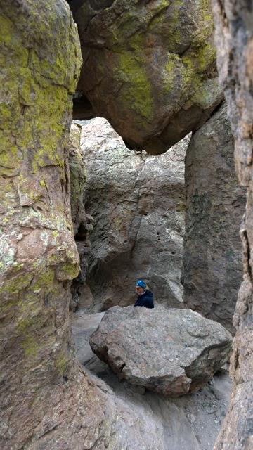 Echo Canyon Grotto
