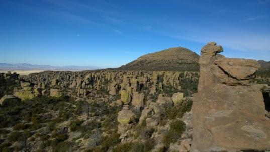 Echo Canyon and Sugarloaf Mountain