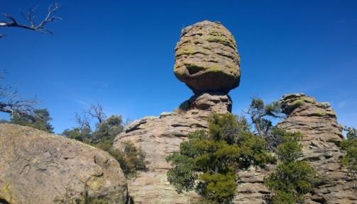 Big Balanced Rock Trail