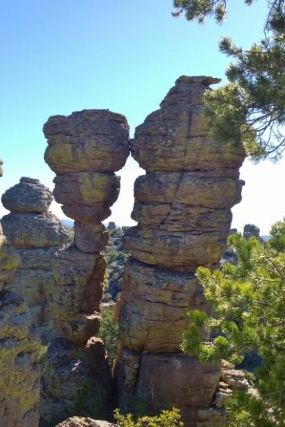 Kissing Rocks