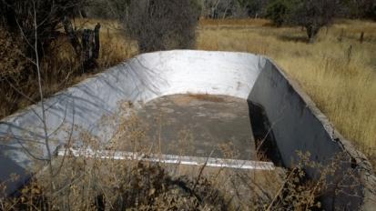 Cement Pool
