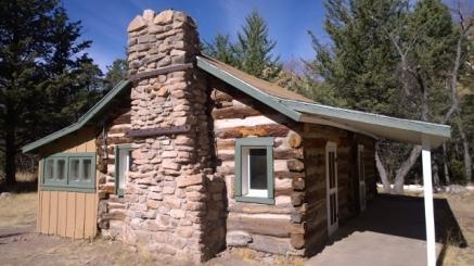 Stafford Cabin
