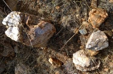 Interesting rock types