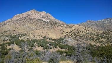 Huachuca Mountains