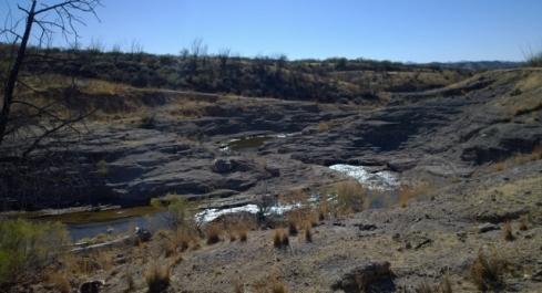 Spillway Creek