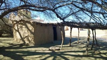 Melhok Ki - O'odham mud dwelling