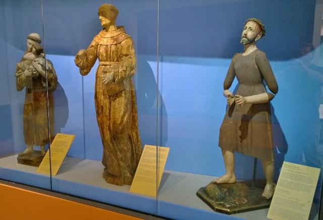 Original Tumacacori statues
